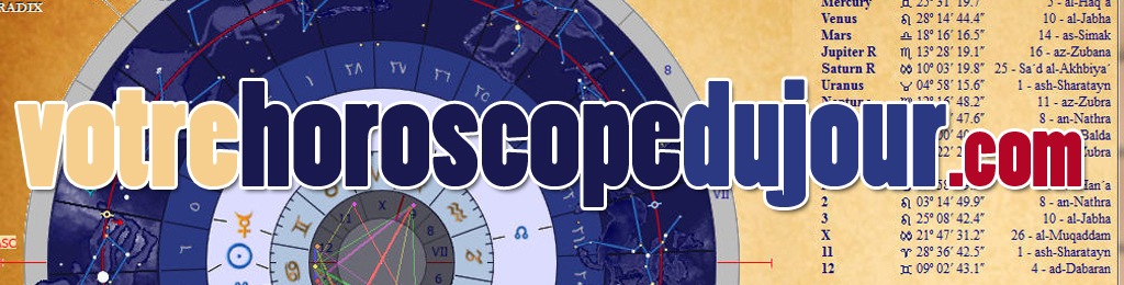 Horoscope quotidien